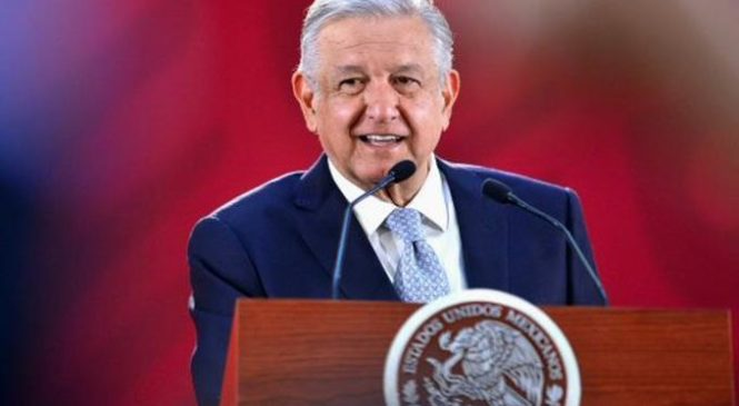 López Obrador insiste al rey de España que se pida perdón por la Conquista