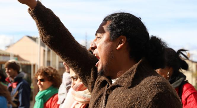 """Luchar por la identidad para """"reivindicar a nuestros mayores"""""""
