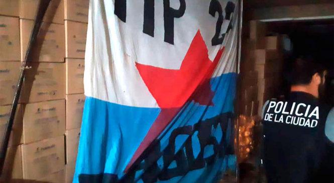 La defensa de algunos detenidos del MP 22 de Agosto, de explosivos, persecuciones y causas armadas