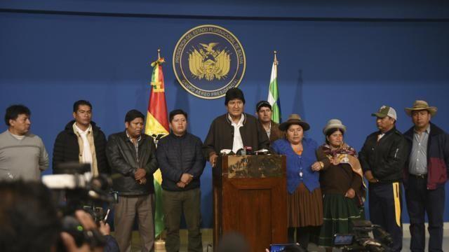 ¡Ay Evo…, como nos duele Bolivia!
