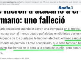 Ojo: no sucede solo en Peronia