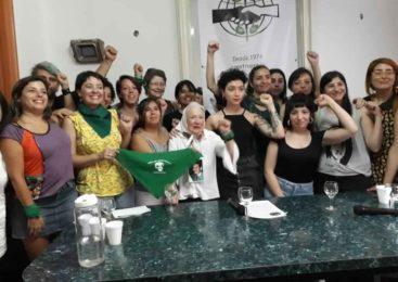 Asamblea de chilenxs en Buenos Aires denunció violaciones a los DDHH de carácter sexual en Chile