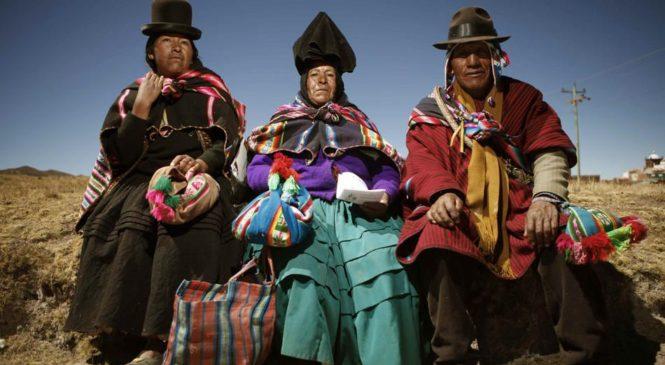 """Bolivia: """"Él es uno de nosotros"""""""