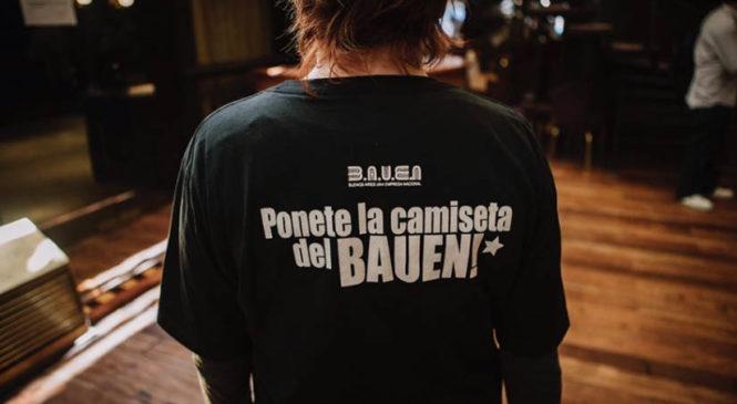 Nueva fecha para el desalojo del Bauen: Una amenaza repetida