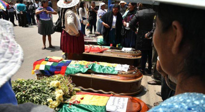 Licencia para matar y salir impune en Bolivia