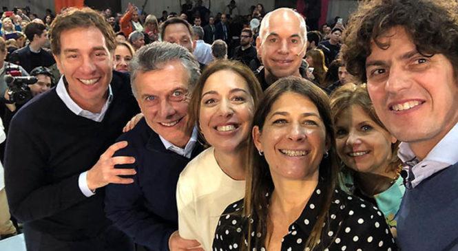 """El macrismo atornilla por decreto a su """"chetaje militante"""""""