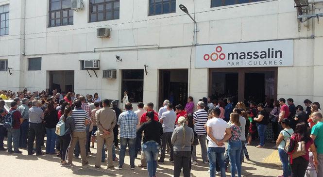 Finalmente cerró la tabacalera Massalin en Goya y despidió a sus 220 empleados