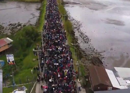 El nuevo despertar en Chiloé: Expresiones territoriales sobre demandas y propuestas en el Archipiélago / Nota y Audios