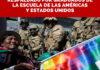 SOA Watch denunció la participación de Estados Unidos en el golpe de Estado en Bolivia
