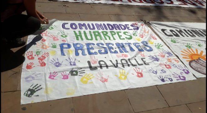 Mendoza: comunidades huarpes reclaman por la usurpación de sus tierras y reclaman al Estado
