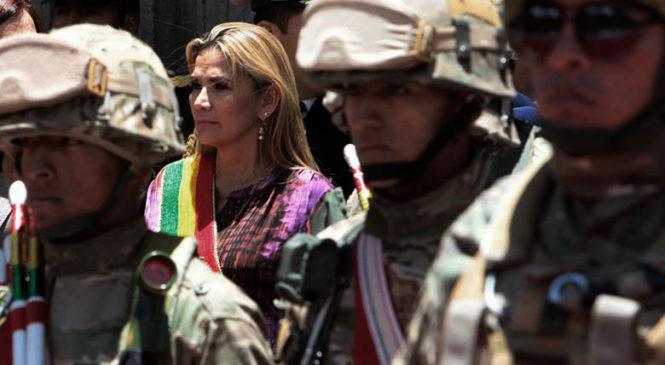 En el golpe de Bolivia todavía huele a litio