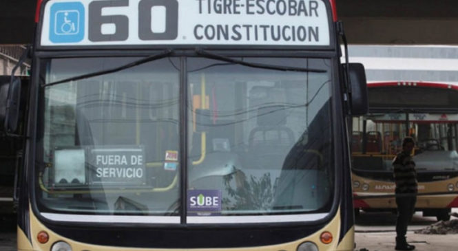 Los trabajadores de la Línea 60 otra vez en lucha contra el desguace y el cierre de una de las cabeceras