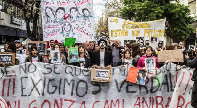 """Monte: El pueblo que """"se volvió familia"""" para gritar por justicia"""