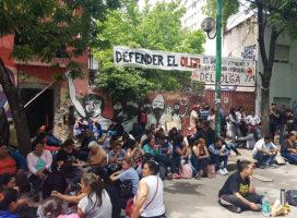 """Olga Vázquez: """"Estamos en la lucha para que siga siendo independiente y autogestivo"""""""