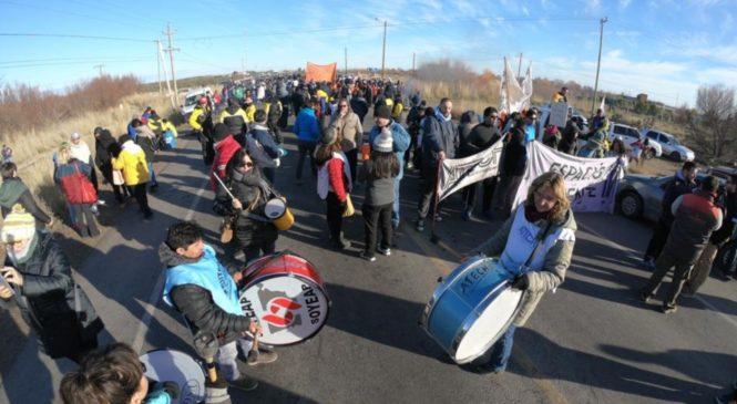 Resistencia obrera en tiempos de Macri