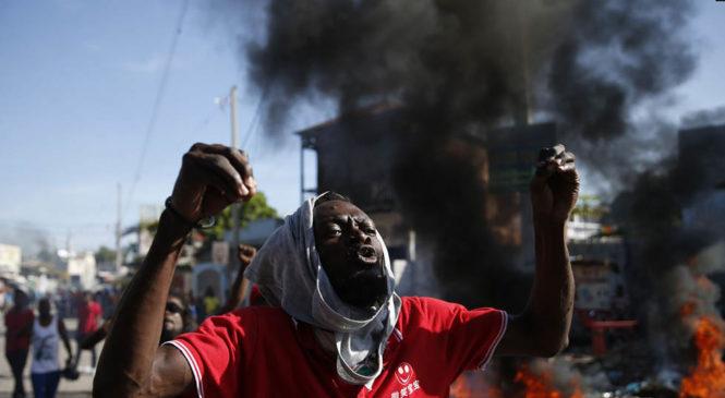 Haití: Ocho semanas consecutivas de protestas antigubernamentales