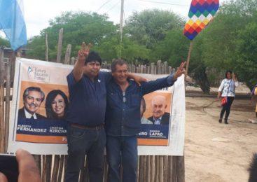 Por primera vez será intendente un miembro del pueblo wichi: Rojelio Nerón ganó en Santa Victoria Este