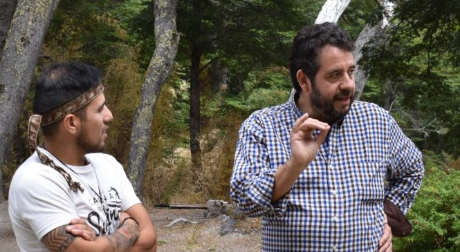 Sebastián Valverde: antropólogo y perito en causas contra comunidades mapuches