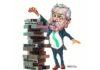 El yenga de la deuda y la transición más operada del mundo