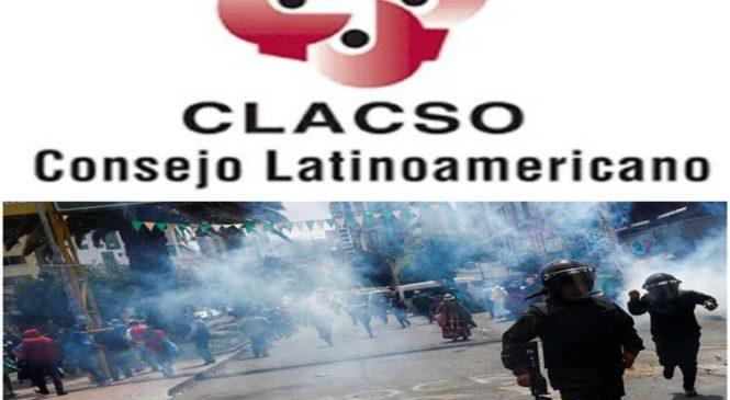 Profesionales indígenas de Argentina y Clacso defienden a Evo Morales