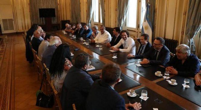 """Confirman a gremios que suba por decreto será """"anticipo de paritarias"""""""
