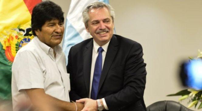 Mapuches quieren discutir plurinacionalidad con Alberto Fernández