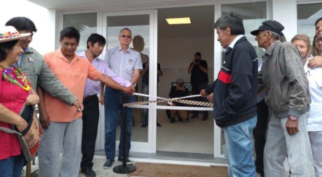 Santa Fe: El Toba tiene su Centro de Salud