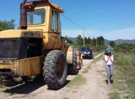Córdoba: desmonte en Bialet Massé con destrucción de sitio ancestral comechingón incluida