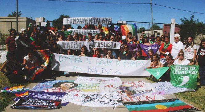 Primer Campamento de Feministas del Abya Yala