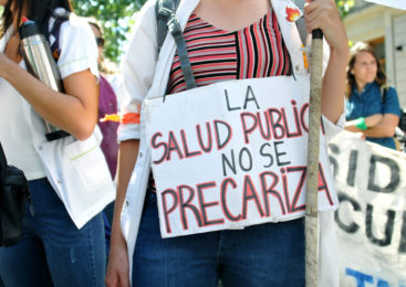 Residentes y Concurrentes frenaron la ley