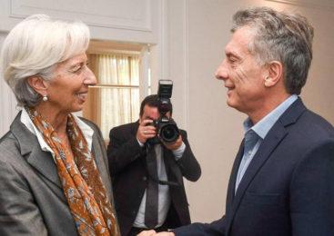 Denuncia Penal contra Macri y sus funcionarios por el Acuerdo con el FMI