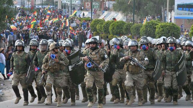 La APDH Argentina ratifica la condena al golpe de Estado en Bolivia