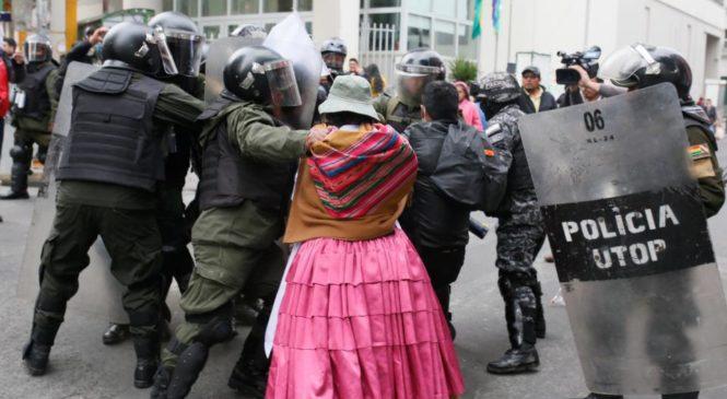 Bolivia: La violencia sexual en el golpe del patriarcado fascista