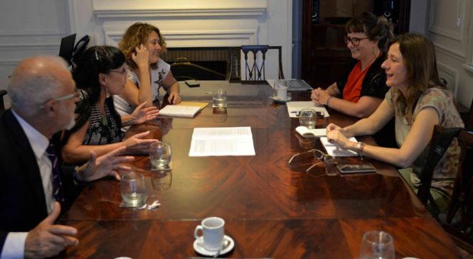 CORREPI planteó su agenda urgente a la ministra de Seguridad
