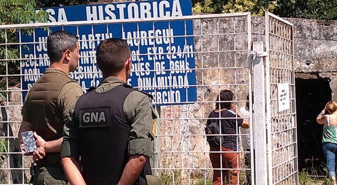 """Marta Jáuregui: """"Sentí como una burla la pericia de Gendarmería en la casa donde mataron a mi padre"""""""