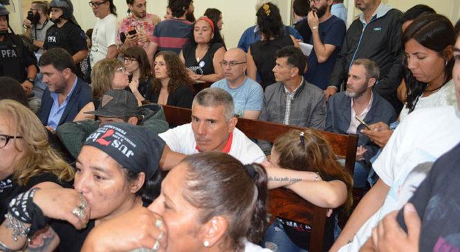 Condenaron a 6 ex policías por la Masacre de Pergamino