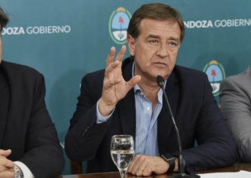 """Megaminería en Mendoza: gobernador ahora asegura que """"no reglamentará"""" las modificaciones a la ley 7722"""