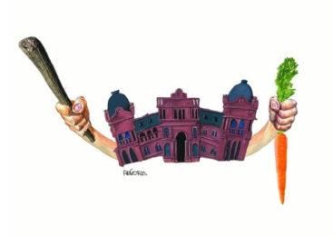 El acuerdo económico y social debuta con zanahorias pero prepara el garrote