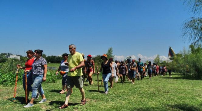"""""""Tembi'u Aguyje"""", la fiesta de los frutos maduros en Punta Querandí"""