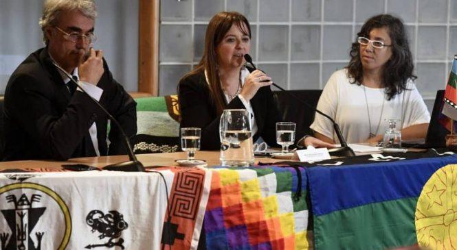 """""""Vamos a remover completamente la política del macrismo con los pueblos originarios"""""""