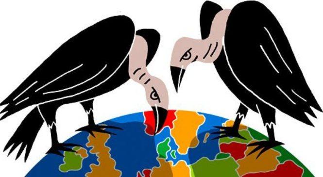 Ni un peso para el FMI, fugadores y buitres del sistema financiero: la única deuda es con el pueblo