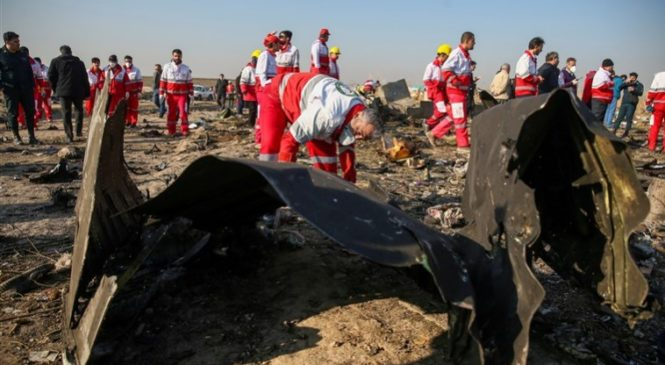 Derribo del avión pasajeros de Ucrania en Irán: Preguntas que no tienen respuestas