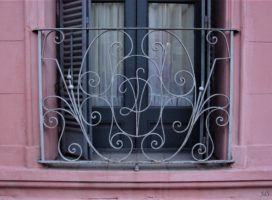 Un balcón, y otras intoxicaciones