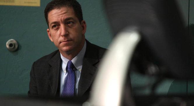 Solidaridad con el periodista Glenn Greenwald en Brasil