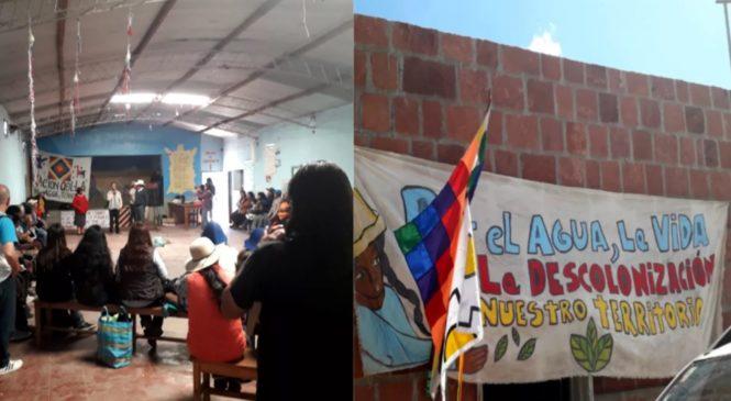 Jujuy: Pueblos originarios denunciarán ante Alberto Fernández la vulneración de sus derechos