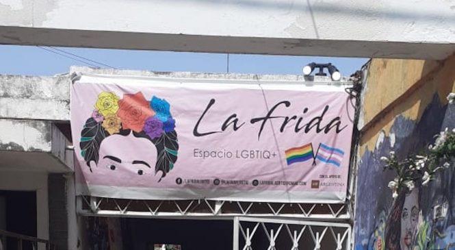Vandalizan un espacio LGBT+ en Córdoba: es el cuarto saqueo en seis meses