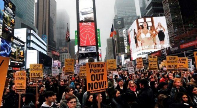 Crece rechazo global a guerra provocada por Donald Trump / Nota y Audio
