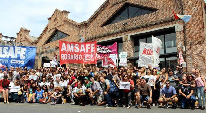 Santa Fe: Catastrofismo para ajustar