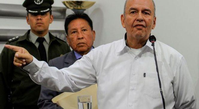 Postales de la dictadura boliviana