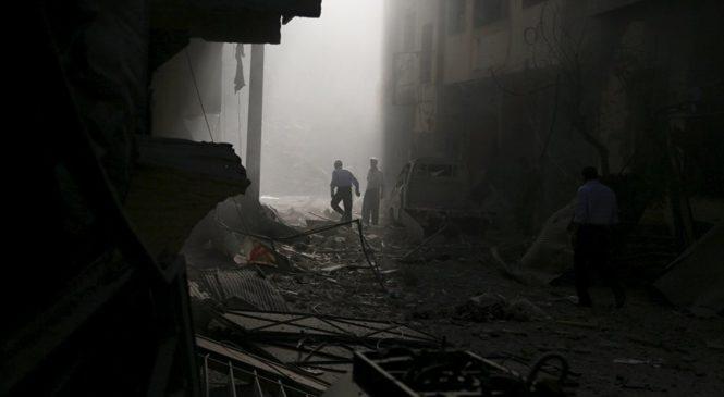 El silencio de la prensa sobre las revelaciones de WikiLeaks en torno a las armas químicas en Siria